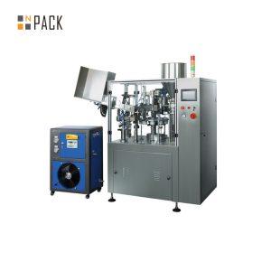 Máquina de selagem de tubos médica e farmacêutica ultrassônica automática