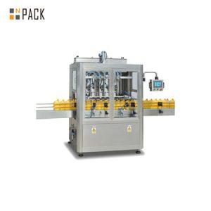 Máquina de enchimento de pasta automática para óleo de cozinha, molho