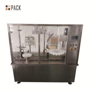 Máquina de enchimento líquida totalmente automática do controle digital 40-1000ml e