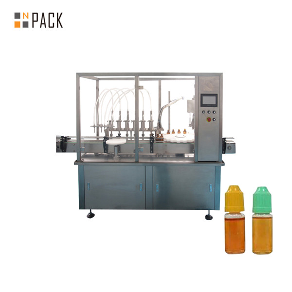 Máquina de enchimento automática do pulverizador do desodorizador líquido da lavagem da louça