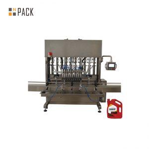 Design razoável razoável shampoo / desinfetante para as mãos / máquina de enchimento de detergente para a roupa