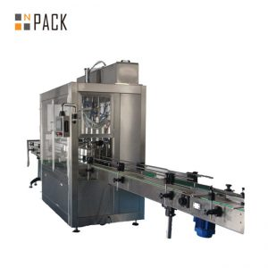 Máquina de enchimento líquida do adubo líquido do ácido húmico do certificado do ISO do CE do PBF