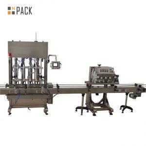 molho de condimento de aço inoxidável produtos químicos agrícolas máquina de enchimento de óleo vegetal