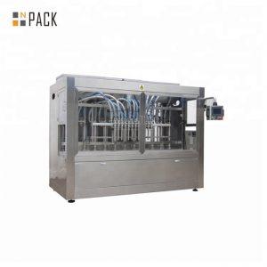 máquina de enchimento automática de óleo de mostarda
