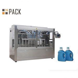 Máquina de enchimento amplamente utilizada do frasco do doce de morango