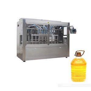 Máquina de embalagem automática cheia do óleo comestível da palma da mostarda