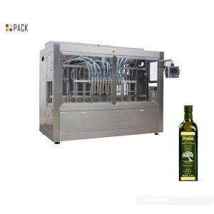 500 ml-5000 ml de manteiga de palma sementes de gergelim girassol máquina de enchimento de óleo de palma
