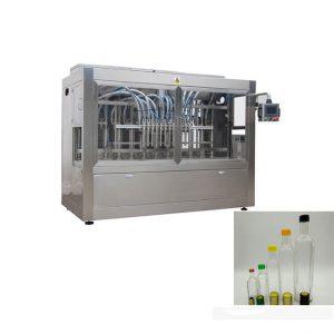 máquina de enchimento automática do molho da geléia de morango da garrafa de vidro