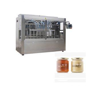 Barato enchimento embalagem jar máquina de engarrafamento de mel