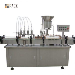 Máquina de enchimento de álcool etílico 2 oz