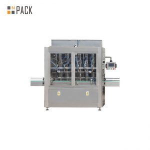 máquina de enchimento automática do álcool do tempero líquido do vinagre do molho de soja