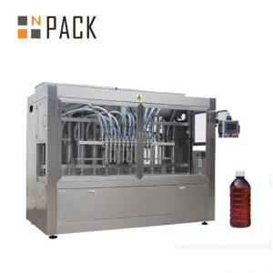 Máquina de enchimento de óleo de cozinha automática molho de geléia máquina de enchimento de mel