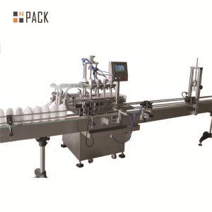 Máquina de enchimento de vinagre de molho de soja, máquina de enchimento de óleo vegetal, máquina de molho